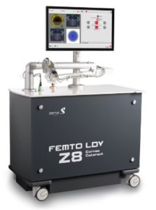 Ziemer Z8 Power Plus FEMTO LDV Laser System